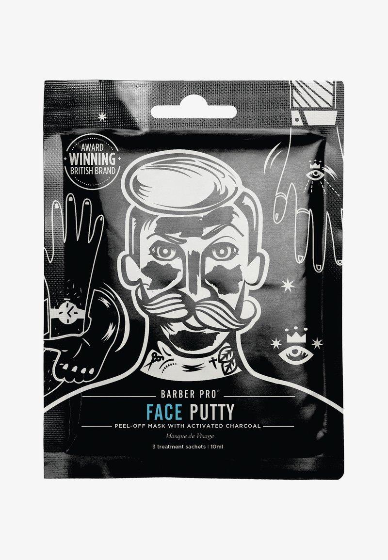 Barber Pro - FACE PUTTY 3 X 7G - Maschera viso - neutral