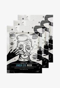 Barber Pro - UNDER EYE MASK 3 X 3,5G - Masker - - - 0