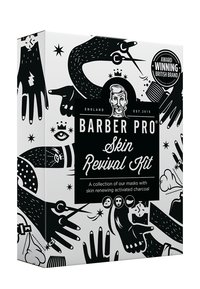 Barber Pro - SKIN REVIVAL KIT - Kit skincare - - - 1