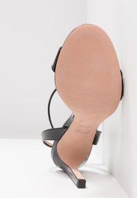 BOSS - SOPHIE  - Sandaler med høye hæler - black - 6
