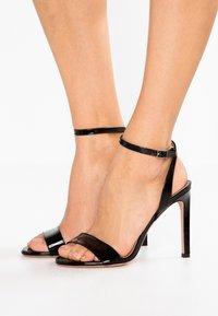 BOSS - SOPHIE  - Sandaler med høye hæler - black - 0