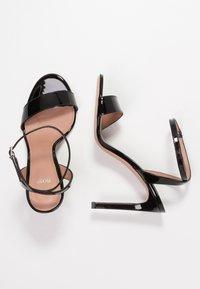 BOSS - SOPHIE  - Sandaler med høye hæler - black - 3