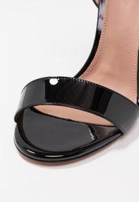 BOSS - SOPHIE  - Sandaler med høye hæler - black - 2