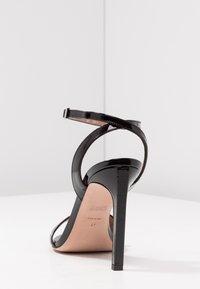 BOSS - SOPHIE  - Sandaler med høye hæler - black - 5