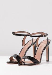 BOSS - SOPHIE  - Sandaler med høye hæler - black - 4