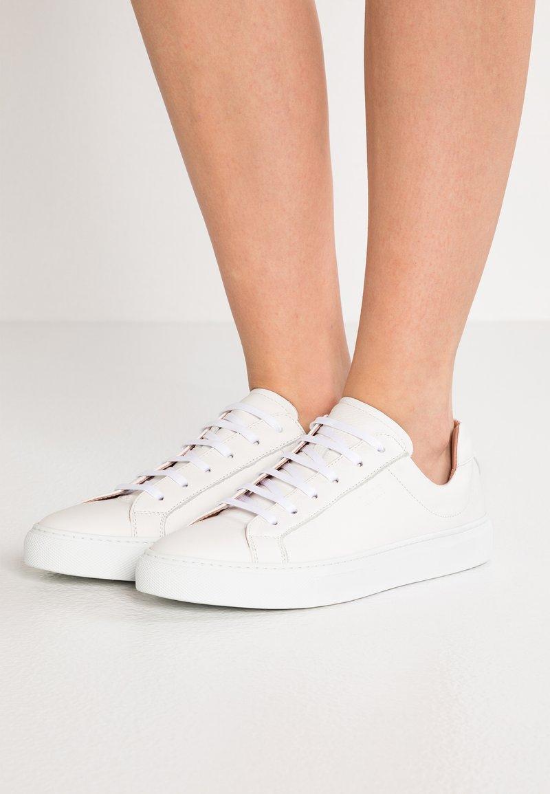 BOSS - KATIE CUT - Sneaker low - white