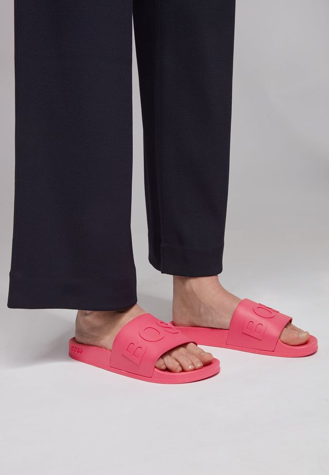 BAY_SLID_RBLG - Sandales de bain - pink
