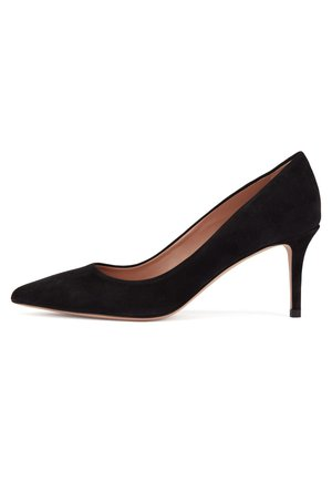 EDDIE PUMP 70-S - Classic heels - black