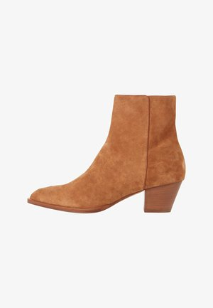KENDAL  - Classic ankle boots - light brown