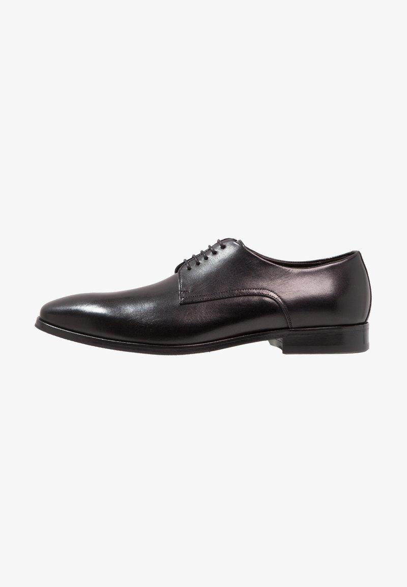 BOSS - HIGHLINE DERB  - Smart lace-ups - black
