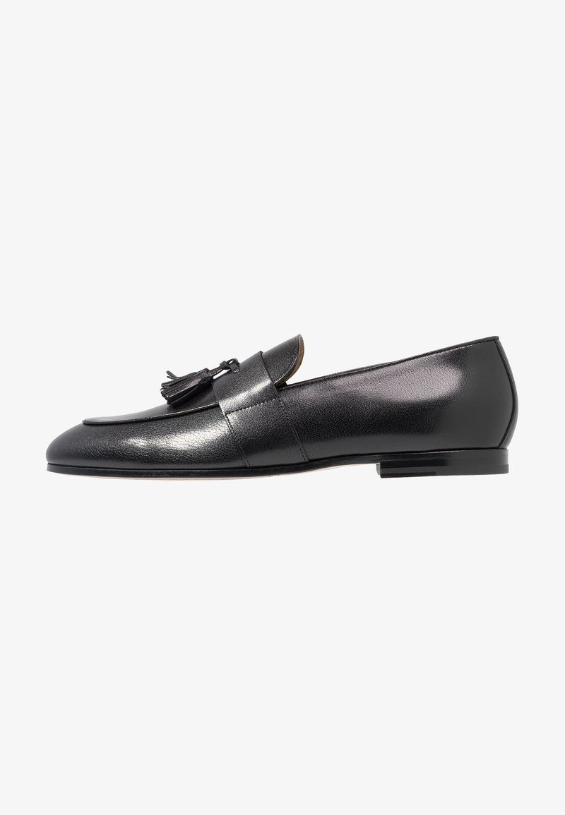 BOSS - SAFARI - Mocasines - black