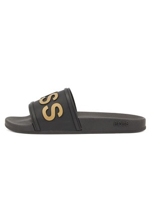 BAY SLID - Pool slides - black
