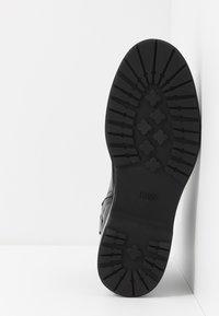 BOSS - MONTREAL - Šněrovací kotníkové boty - black - 4