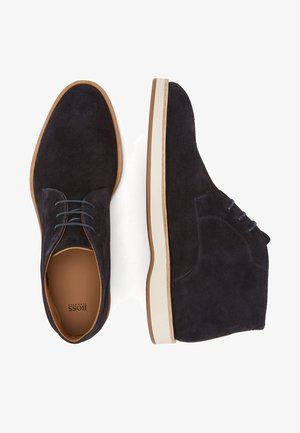 ORACLE - Lace-up ankle boots - dark blue