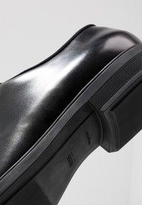 BOSS - FIRSTCLASS - Eleganta snörskor - black - 6