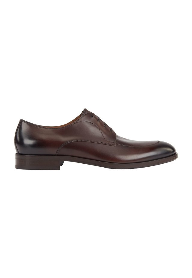 BARKLEY_DERB_BUVP - Derbies & Richelieus - dark brown