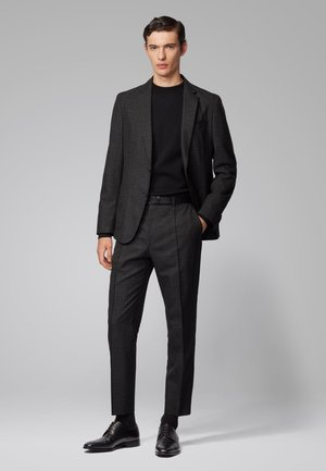 LISBON_DERB_BUCT - Business-Schnürer - black