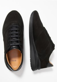 BOSS - ELEMENT - Sneakersy niskie - black