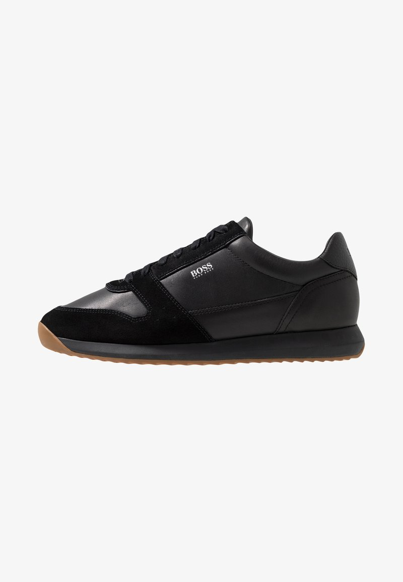 BOSS - SONIC RUNN - Sneakers laag - black