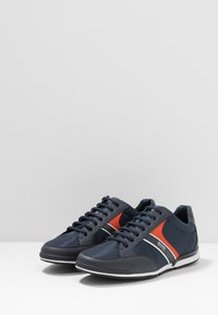 BOSS - SATURN - Sneakers - dark blue
