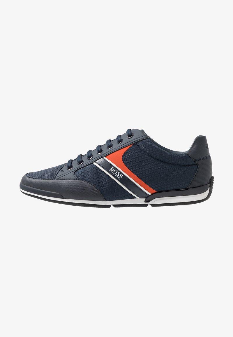 BOSS - SATURN - Sneakersy niskie - dark blue