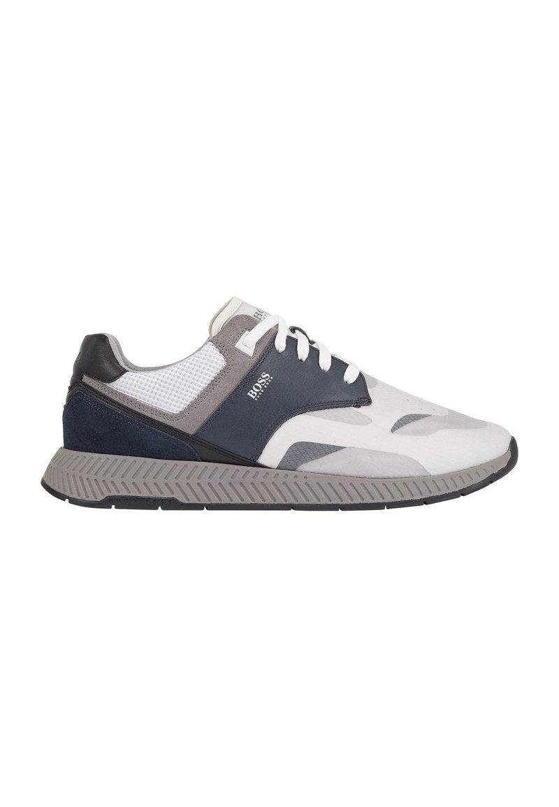 BOSS - TITANIUM_RUNN_TRMX - Sneaker low - dark blue