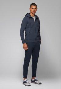 BOSS - TITANIUM_RUNN_TRMX - Sneaker low - dark blue - 1