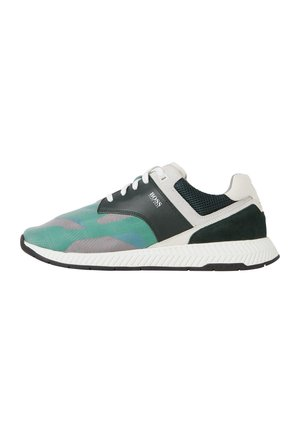 TITANIUM_RUNN_TRMX - Sneakers - open green