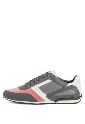 SATURN - Sneaker low - dark red