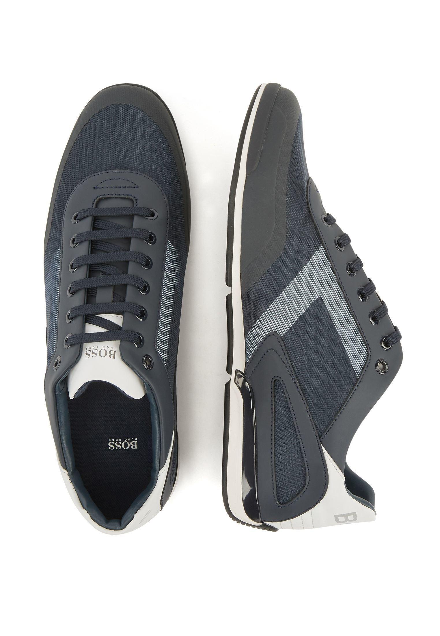 BOSS SATURN - Sneakers - dark blue