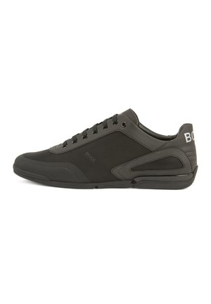 SATURN - Trainers - black