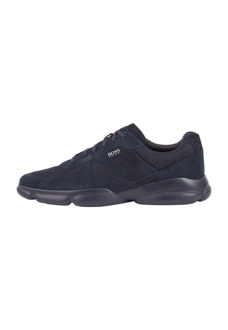 BOSS - RAPID_RUNN_MESD - Sneakers basse - dark blue
