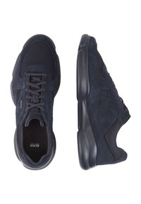 BOSS - RAPID_RUNN_MESD - Sneakers basse - dark blue - 3