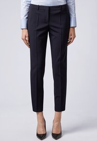 BOSS - TILUNA - Trousers - marine - 0