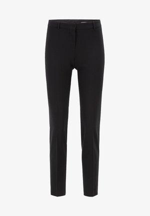 TILUNA - Pantaloni - black