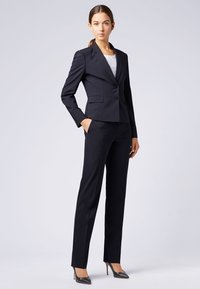 BOSS - TAMEA - Trousers - dark blue - 1