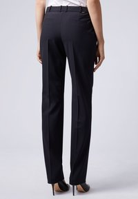 BOSS - TAMEA - Trousers - dark blue - 2