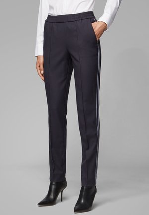 TAHWA - Trousers - open blue