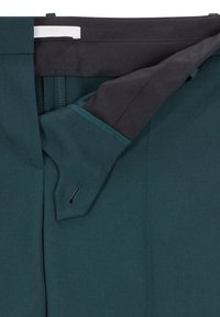 BOSS - TILUNA - Trousers - dark green - 5