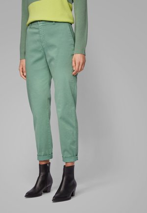 SACHINI - Chinos - light green