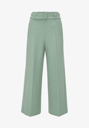 TRIMA - Trousers - light green