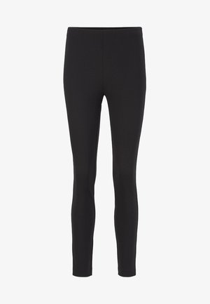 TELESTANA - Trousers - black