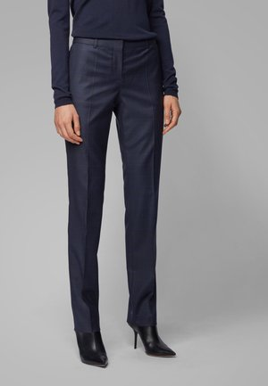 TITANA - Trousers - dark blue