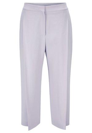 Trousers - light purple