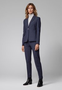 BOSS - TOCANES - Trousers - blue - 1