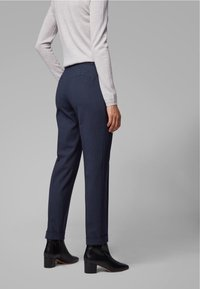 BOSS - TOCANES - Trousers - blue - 2
