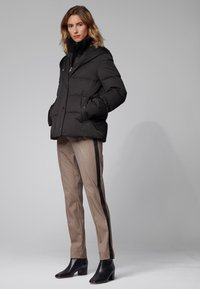 BOSS - TAHWA - Trousers - beige - 1