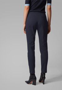 BOSS - TANITO - Trousers - open blue - 2