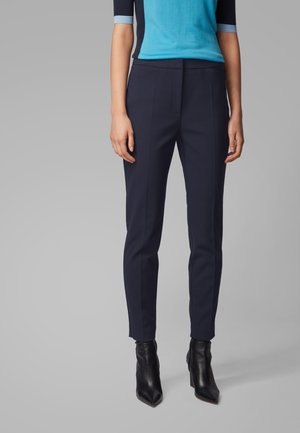 TANITO - Trousers - open blue