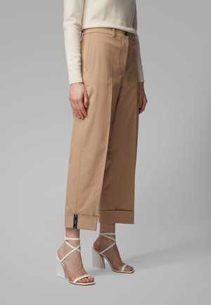 TACHINO - Trousers - beige